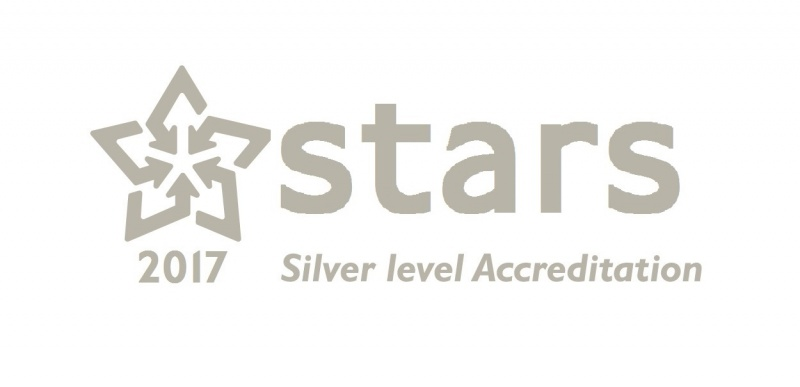 Stars Silver Level Accreditation logo